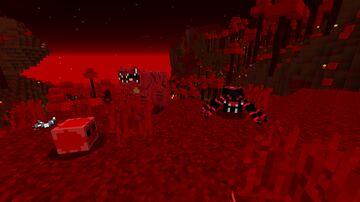 NEW DIMENSIONS MOD V 1.2.5 Minecraft Mod