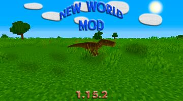 new world Minecraft Mod