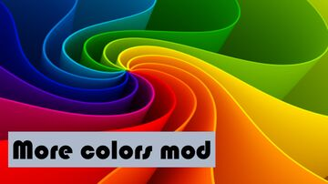 More Colors Mod [1.15.2] Minecraft Mod