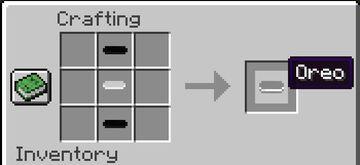 Oreos Minecraft Mod