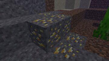 Gold in River Mod Minecraft Mod