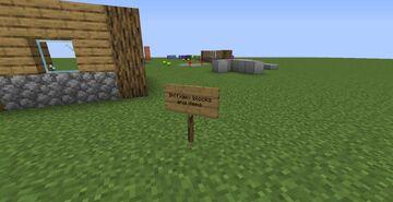 Old blocks Minecraft Mod