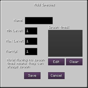 Pixelmon Esssentials Minecraft Mod