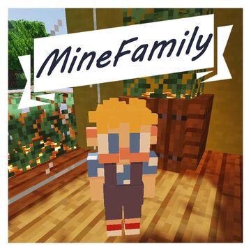 MineFamily Minecraft Mod