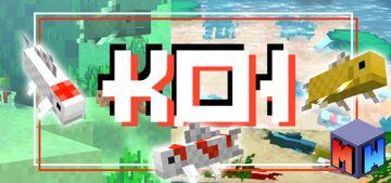 Koi Add-On (Bedrock) Minecraft Mod