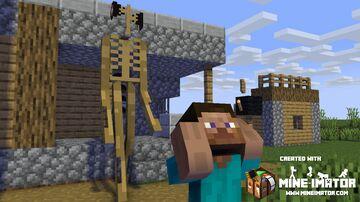 Siren Head Mod Minecraft Mod