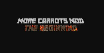 More Carrots Mod Update 1.0: The Beginnings Minecraft Mod