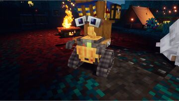 Dungeons WALL-E Pet Minecraft Mod