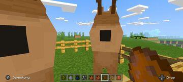 Animal Plus Add-on (Camel Update) Minecraft Mod