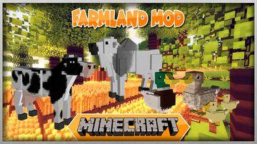 FARMLAND MOD 1.14.4 Minecraft Mod