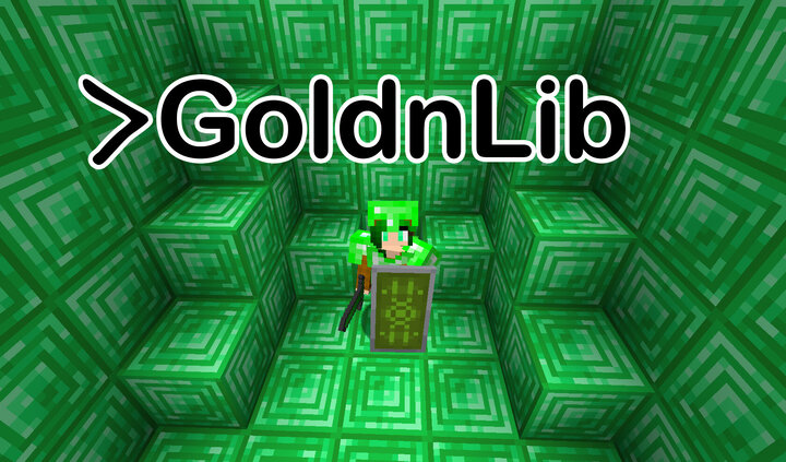 This is just the thumbnail for GoldnLib while I work on getting a video & more screenshots