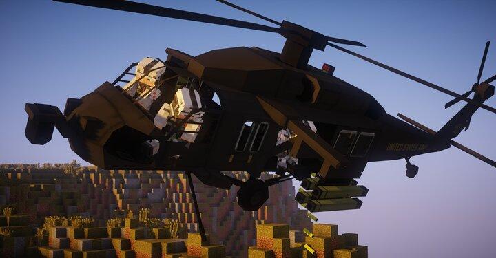 AH-60L battlehawk
