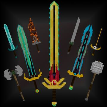Advanced Swords Minecraft Mod