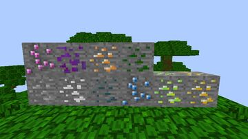 Too Much Ores 1.7+ Minecraft Mod