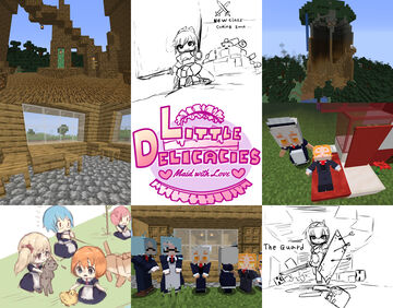 Little Delicacies (BETA V1 1.15.2) Minecraft Mod
