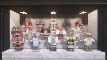 大明神クローゼットsecond Minecraft Mod