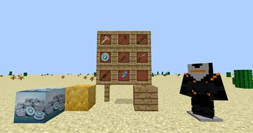 Different Things MOD - 1 Season Minecraft Mod