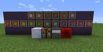 1.5 Crystals Plus[1.14FORGE] Minecraft Mod