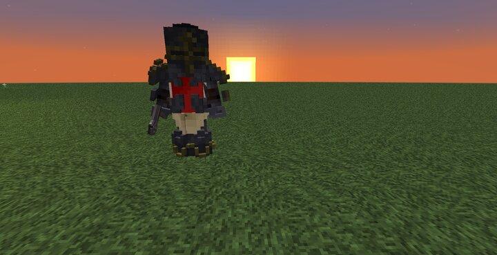 Crusader Outfit