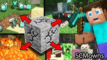 SCMowns' Best Random Breaking Block Mod 1.12.2 Minecraft Mod