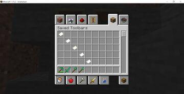 Emerald Tools Minecraft Mod