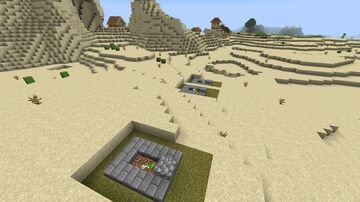 Biome Structures Minecraft Mod