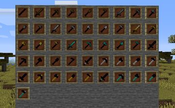 Obsidian Stick Mod (1.14.4) Minecraft Mod