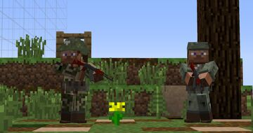 Armourer's Workshop 1.7.10 Polish Cold-War Uniforms Minecraft Mod