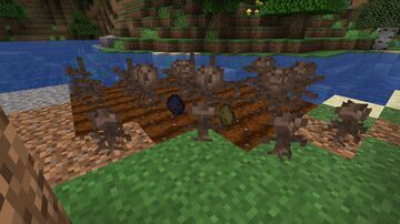 To Egg, Or Not To Egg (Craftable Mob Spawn Eggs) Minecraft Mod