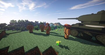 ww 2 soviet  uniforms armourersWorkshop Minecraft Mod