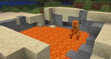 Lava Monsters [1.5.2 - 1.17.1] Minecraft Mod