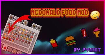[mod] Macdonald food mod Minecraft Mod