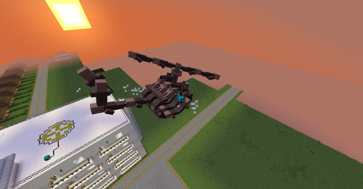 villager helicopter