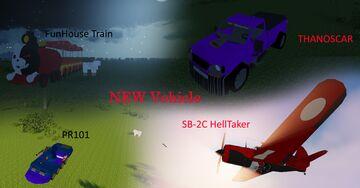 MC-Helicopter Joke Vehicle Update2 Minecraft Mod