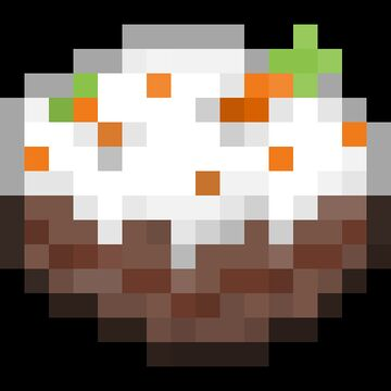 Carrot Cake Mod Minecraft Mod