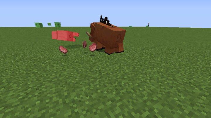 Nether update concept Mod Minecraft Mod