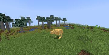 Galactic's Australia Minecraft Mod