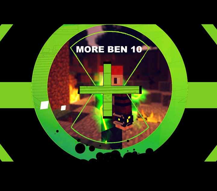 Popular Mod : More Ben 10 Fiskheroes Heropack