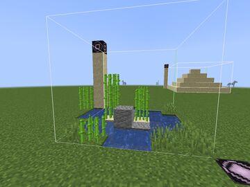 O, structures! Beta2 Minecraft Mod