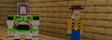 Toy Story Addon Minecraft Mod