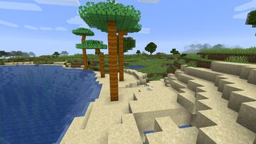 Nature Craft Minecraft Mod