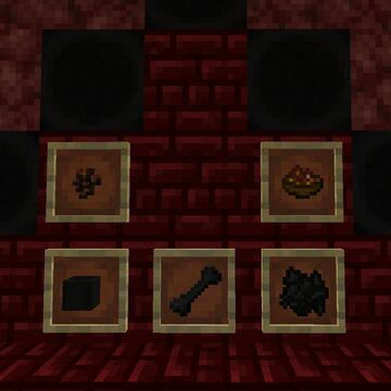 Edible Nether Wart Minecraft Mod