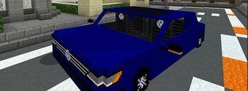 Volkswagen Jetta Sport Minecraft Mod