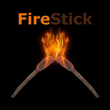 FireStick - Trade a Stick for a Torch when right clicking on Fire, Campfires, Lava, Torches, Jack O' Lanterns & Lanterns with a Stick Minecraft Mod