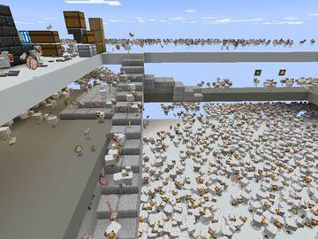 Egg Auto Hatch for MC 1.9.*, MC 1.10.* Minecraft Mod