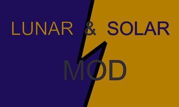 Lunar & Solar Minecraft Mod