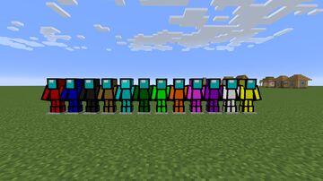 Among Us mod V1.0.1 Minecraft Mod