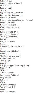 SuperSplahes Minecraft Mod