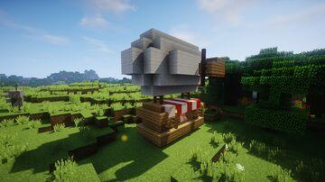 Villagers' Shops Mod 2.1 Minecraft Mod
