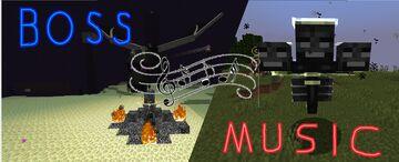 ♪ Boss Music Mod ♪ (Resurrected) Minecraft Mod